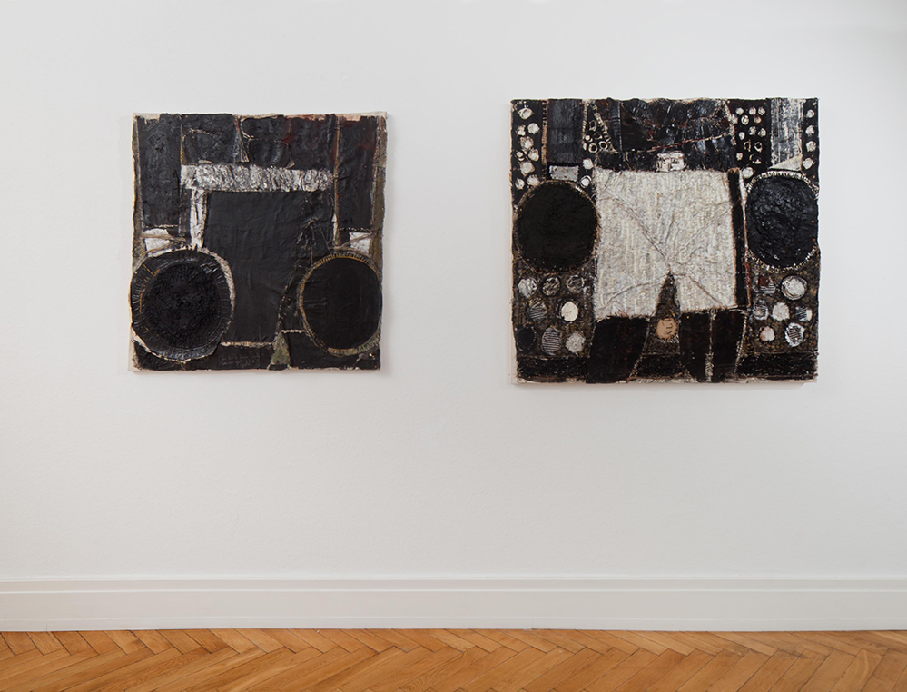 Irvin Pascal, Installation view