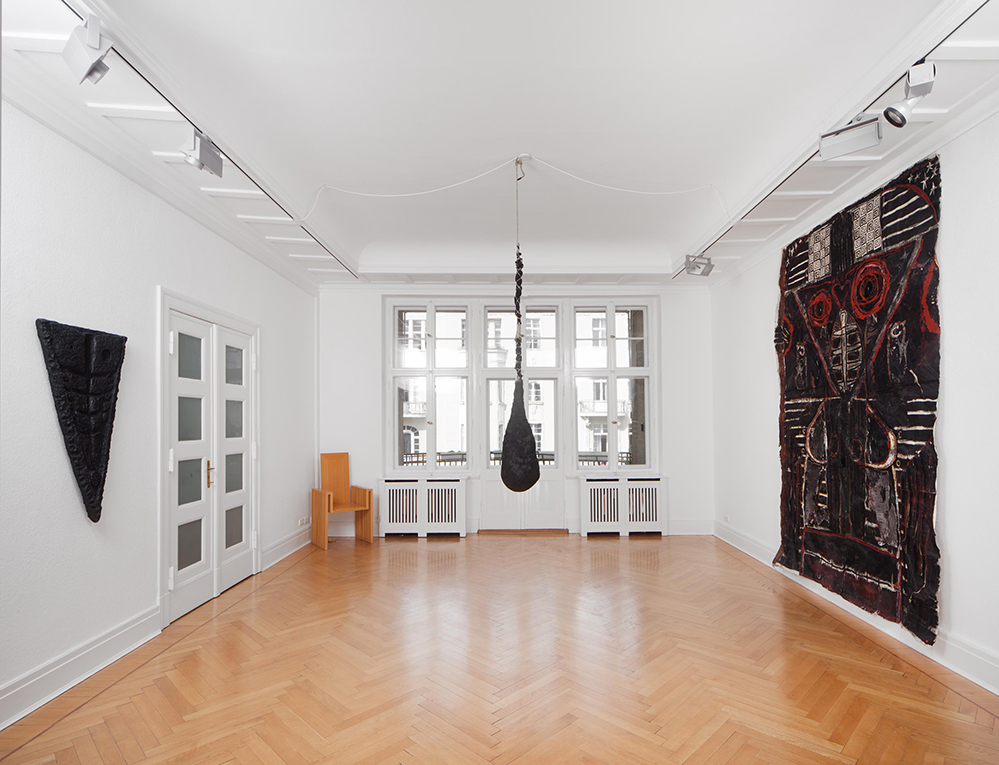 Installation view, Irvin Pascal, The Sweetest Taboo